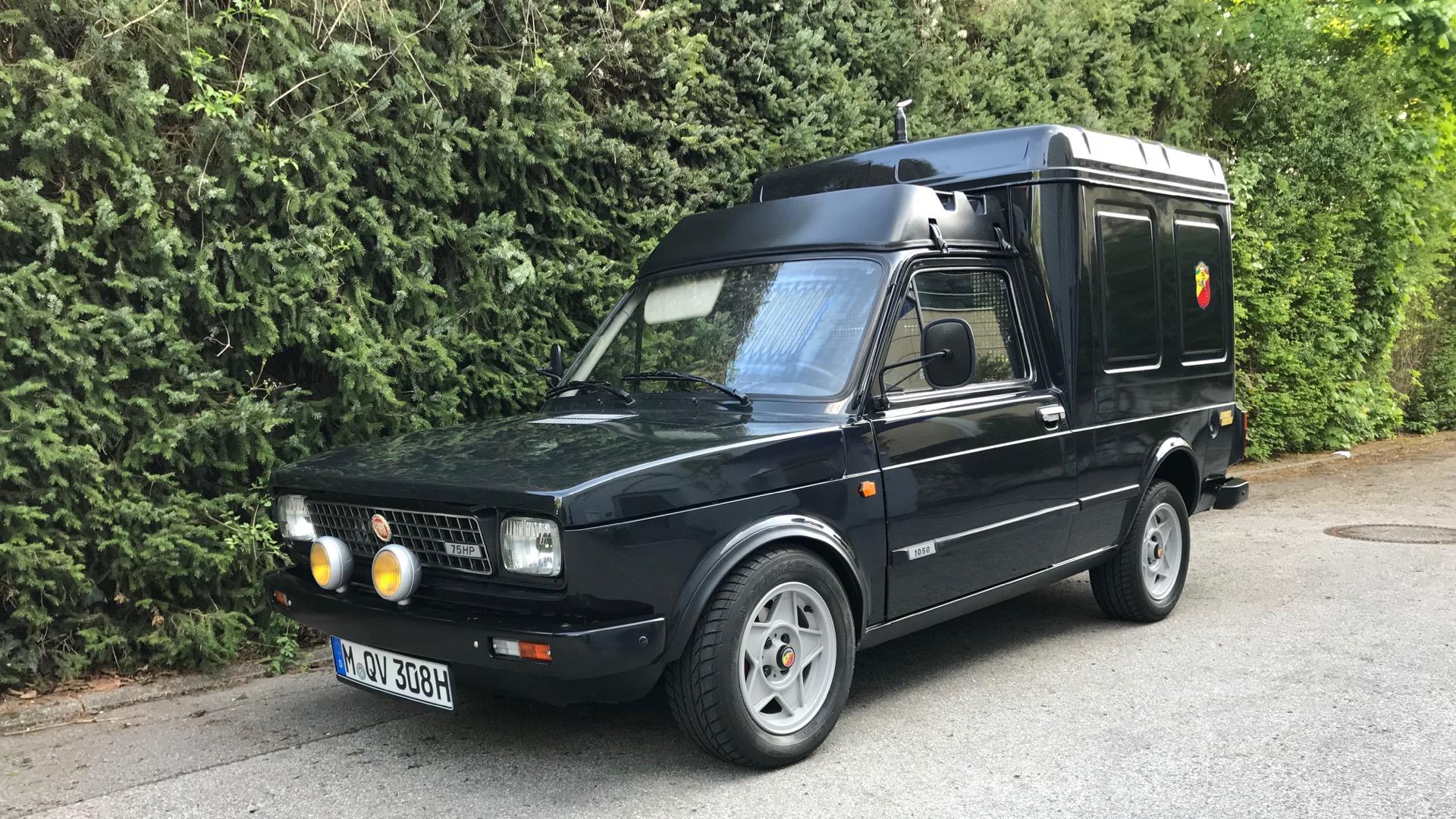 Fiat Fiorino 147 A ABARTH
